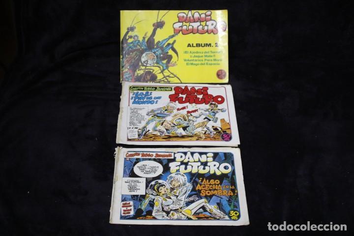 LOTE DANI FUTURO CARLOS GIMENEZ (Tebeos y Comics - Glénat - Autores Españoles)