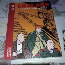 Cómics: FREDDY LOMBARD DE CHALAND COLECCION COMPLETA GLENAT. Lote 242034070