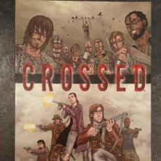 Cómics: CROSSED - VOLUMEN 1 - GARTH ENNIS, JACEN BURROWS - AVATAR - GLENAT. Lote 185997555