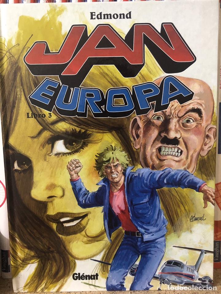 Cómics: JEAN EUROPA INTEGRAL - 3 TOMOS COLECCIÓN CONPLETA - Foto 5 - 201980873