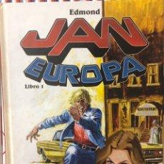 Cómics: JEAN EUROPA INTEGRAL - 3 TOMOS COLECCIÓN CONPLETA. Lote 201980873