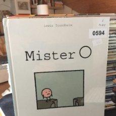 Fumetti: GLENAT MISTER O NUMERO 1 MUY BUEN ESTADO. Lote 202756220
