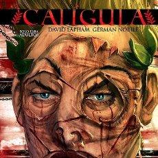Cómics: CALIGULA. EDIDIÓN EN TAPA DURA (EDT, 2012). Lote 202911853