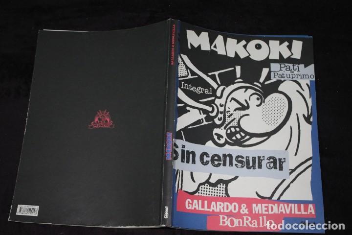 Cómics: makoki integral sin censura ricardo y mediavilla Gran formato! - Foto 3 - 202980148