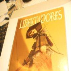 Cómics: LIBERTADORES. ENRIQUE FERNÁNDEZ. GLENAT 2004 TAPA DURA COLOR (SEMINUEVO). Lote 203164488