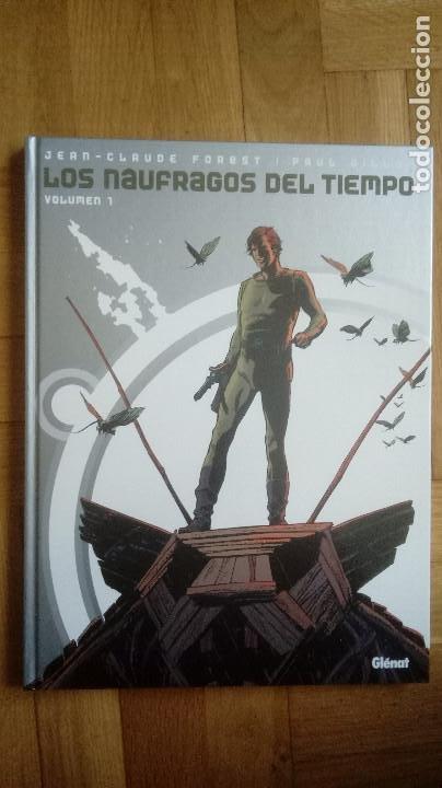 LOS NAUFRAGOS DEL TIEMPO.GLENAT. VOLUMEN 1 (Tebeos y Comics - Glénat - Comic USA)