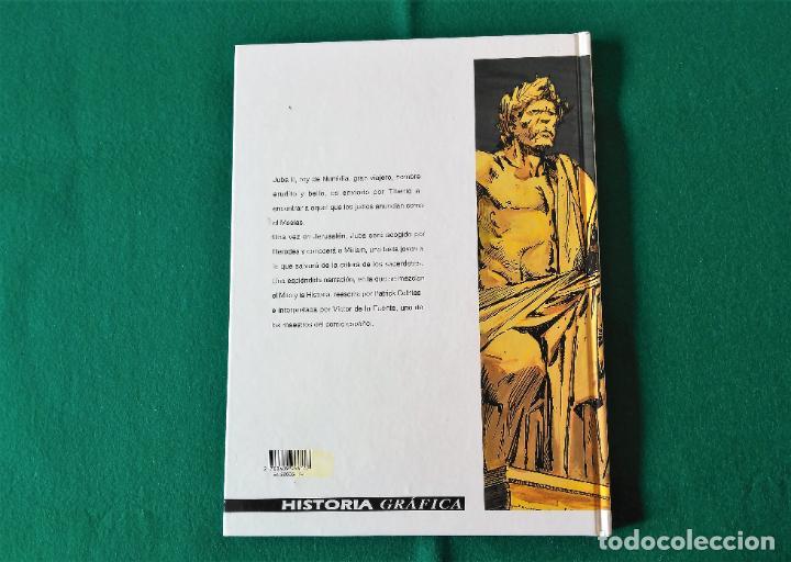 Cómics: JOSUÉ DE NAZARETH - VICTOR DE LA FUENTE - TOMO 1 Y TOMO 2 - EDICIONES GLÉNAT - AÑO 1998 - Foto 5 - 203240398