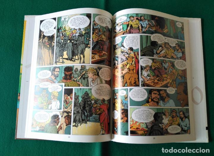 Cómics: JOSUÉ DE NAZARETH - VICTOR DE LA FUENTE - TOMO 1 Y TOMO 2 - EDICIONES GLÉNAT - AÑO 1998 - Foto 9 - 203240398