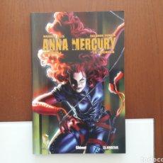 Cómics: ANNA MERCURY - LA CUCHILLA (DE WARREN ELLIS). Lote 203626940