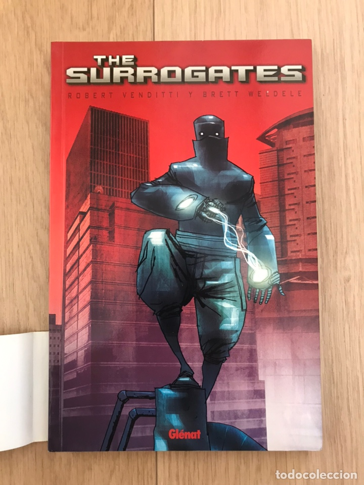Cómics: Los sustitutos - The surrogates - Foto 2 - 203764128