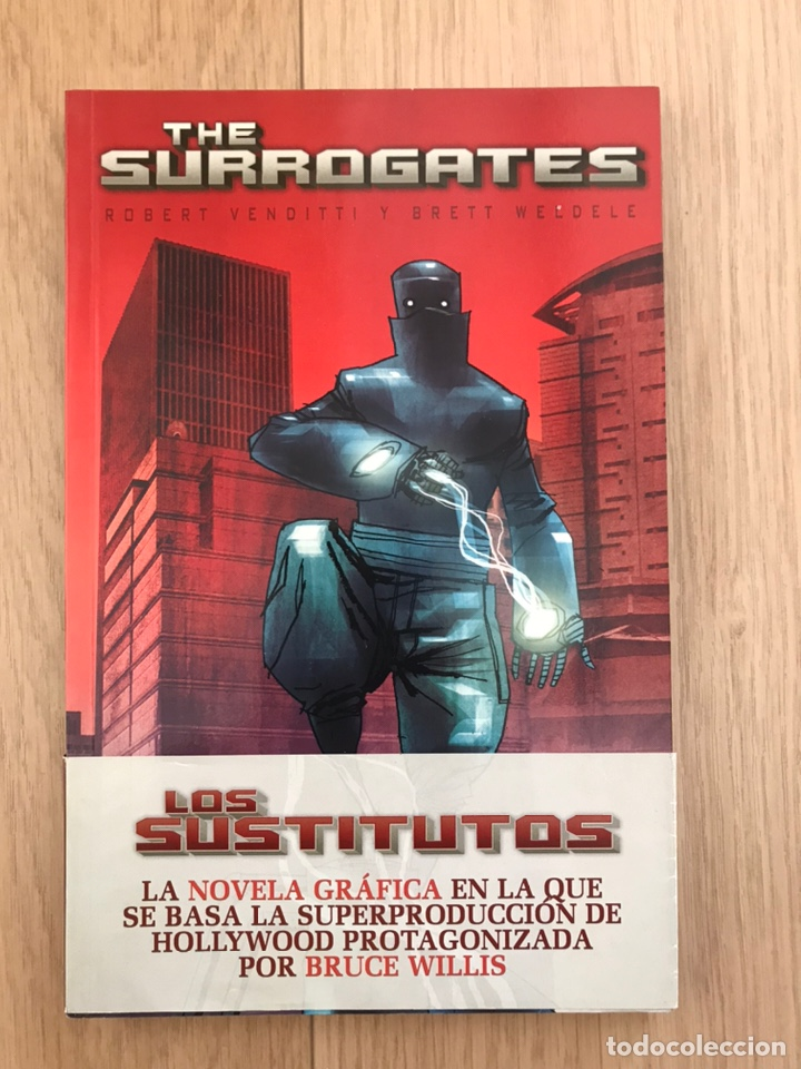 LOS SUSTITUTOS - THE SURROGATES (Tebeos y Comics - Glénat - Comic USA)