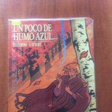 Fumetti: UN POCO DE HUMO AZUL.... Lote 204186611