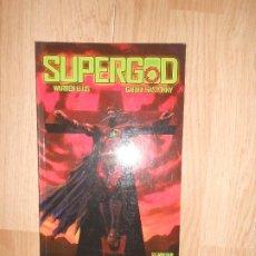 Cómics: SUPERGOD - WARREN ELLIS / GARRIE GASTONNY - GLENAT. Lote 204760343