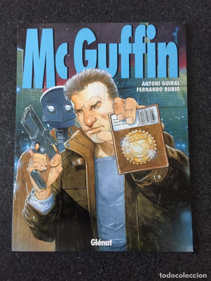 MC GUFFIN - ANTONI GUIRAL / FERNANDO RUBIO - 1ª EDICIÓN - GLENAT - 1999 - ¡NUEVO! (Tebeos y Comics - Glénat - Autores Españoles)