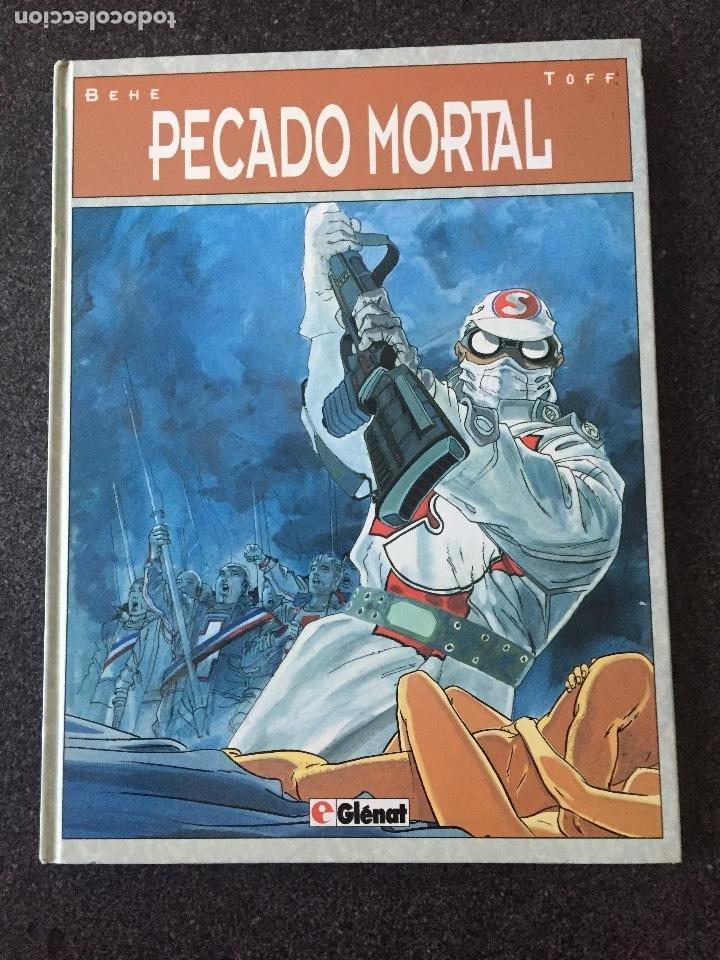 PECADO MORTAL - BEHE / TOFF - 1ª EDICIÓN - GLENAT - 1993 - ¡NUEVO! (Tebeos y Comics - Glénat - Autores Españoles)