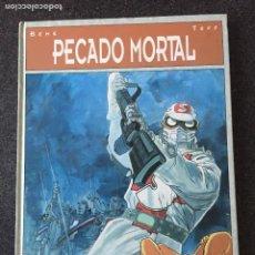 Cómics: PECADO MORTAL - BEHE / TOFF - 1ª EDICIÓN - GLENAT - 1993 - ¡NUEVO!. Lote 204829098