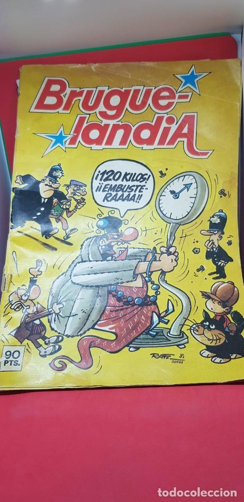 BRUGUELANDIA. Nº 6. BRUGUERA 1ª ED.1981. (Tebeos y Comics - Glénat - Autores Españoles)