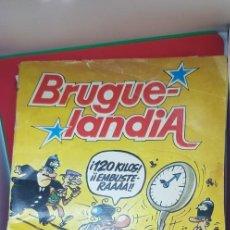 Cómics: BRUGUELANDIA. Nº 6. BRUGUERA 1ª ED.1981.. Lote 204981097