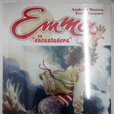 Cómics: EMMA 1 2 (COLECCIÓN COMPLETA) - MARTÍN, P. NAVARRO, TINTURÉ - GLÉNAT - REBAJADO. Lote 205272688