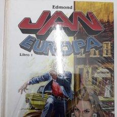 Cómics: JAN EUROPA 1 2 3 (COLECCIÓN COMPLETA) - EDMOND - GLÉNAT - REBAJADO. Lote 205273658