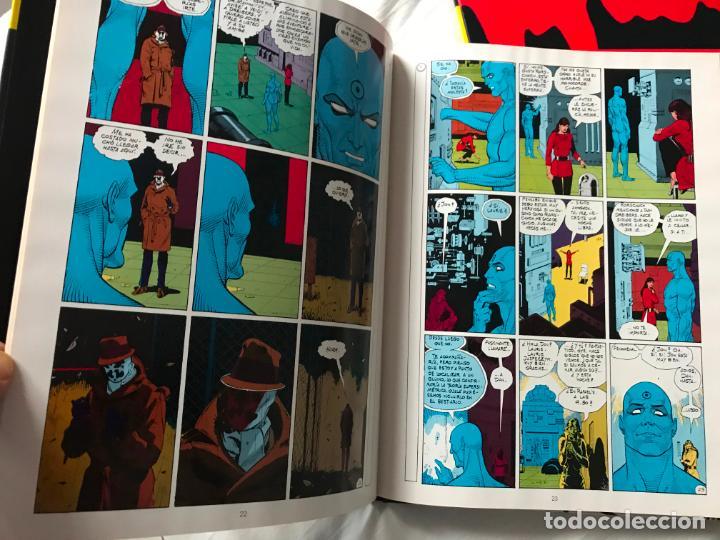 Cómics: WATCHMEN. DR. MANHATTAN. TOMO 1 Y 2. GLENAT. ALAN MOORE. DAVE GIBBONS - Foto 2 - 205511770