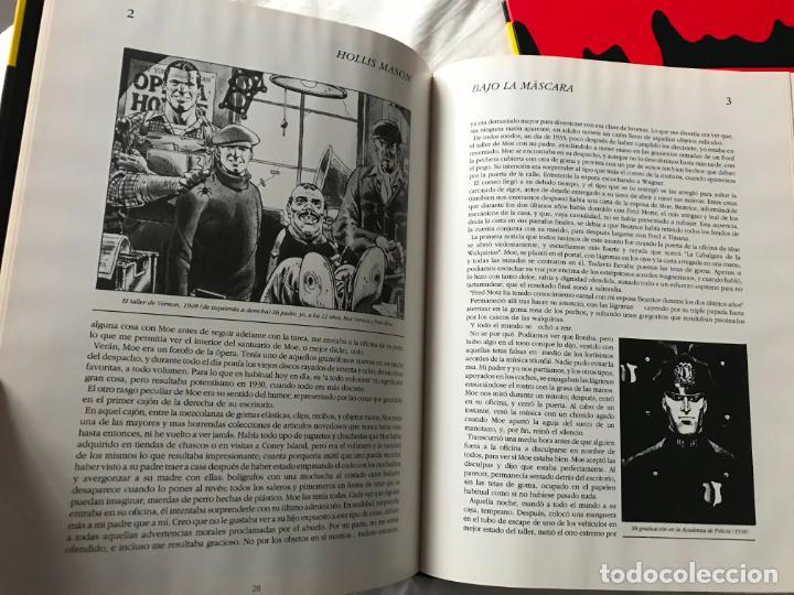 Cómics: WATCHMEN. DR. MANHATTAN. TOMO 1 Y 2. GLENAT. ALAN MOORE. DAVE GIBBONS - Foto 3 - 205511770