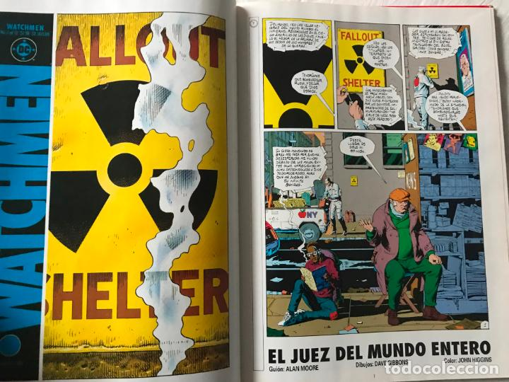Cómics: WATCHMEN. DR. MANHATTAN. TOMO 1 Y 2. GLENAT. ALAN MOORE. DAVE GIBBONS - Foto 5 - 205511770