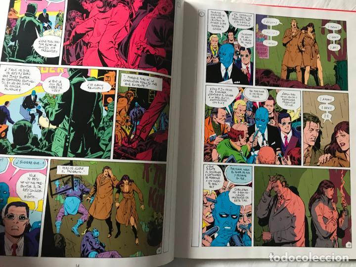 Cómics: WATCHMEN. DR. MANHATTAN. TOMO 1 Y 2. GLENAT. ALAN MOORE. DAVE GIBBONS - Foto 6 - 205511770