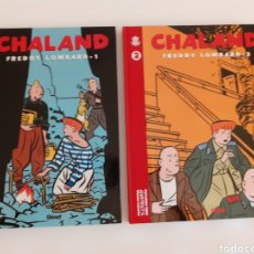 Comics : Y. CHALAND OBRA COMPLETA. COLECCIÓN INTEGRAL GLENAT. Lote 206471680