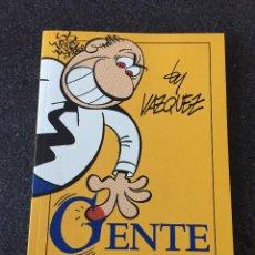 Cómics: GENTE PELIGROSA - COLECCIÓN BY VAZQUEZ Nº 1 - 1ª EDICIÓN - GLENAT - 1993 - ¡NUEV0!. Lote 206561490