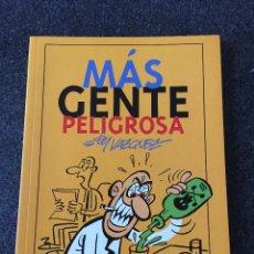 Cómics: MÁS GENTE PELIGROSA - COLECCIÓN BY VAZQUEZ Nº 2 - 1ª EDICIÓN - GLENAT - 1994 - ¡NUEV0!. Lote 206561603
