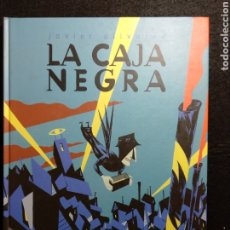 Cómics: LA CAJA NEGRA. GLENAT 2001. JAVIER OLIVARES. Lote 207026401
