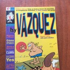 Cómics: BY VÁZQUEZ. Lote 207093010