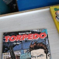 Cómics: COMIC TORPEDO TIC-TAC BERNET / ABULI. Lote 208576908