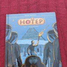 Cómics: COMIC HOTEP 2 RAFAEL MORALES GLENAT EN FRANCES - LA GLOIRE D'ALEXANDRE. Lote 208874447