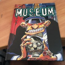 Cómics: MUSEUM FUTURAMA FERNANDO DE FELIPE (GLENAT) (COIB94). Lote 209142271