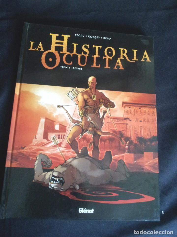 Cómics: JEAN-PIERRE PECAU - LA HISTORIA OCULTA ( 3 PRIMEROS TOMOS) - - Foto 2 - 209768130