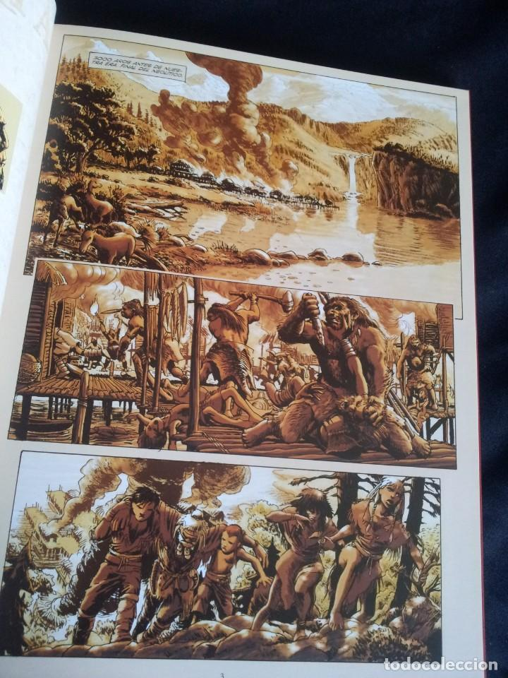 Cómics: JEAN-PIERRE PECAU - LA HISTORIA OCULTA ( 3 PRIMEROS TOMOS) - - Foto 5 - 209768130