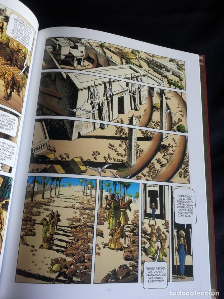 Cómics: JEAN-PIERRE PECAU - LA HISTORIA OCULTA ( 3 PRIMEROS TOMOS) - - Foto 6 - 209768130