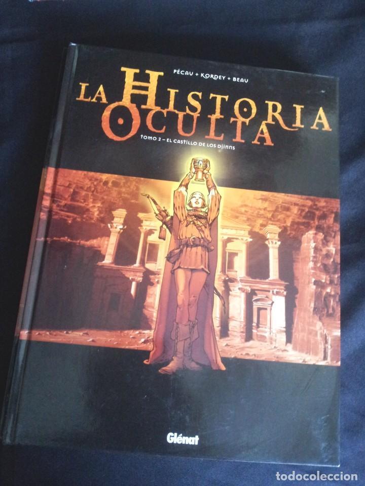 Cómics: JEAN-PIERRE PECAU - LA HISTORIA OCULTA ( 3 PRIMEROS TOMOS) - - Foto 7 - 209768130