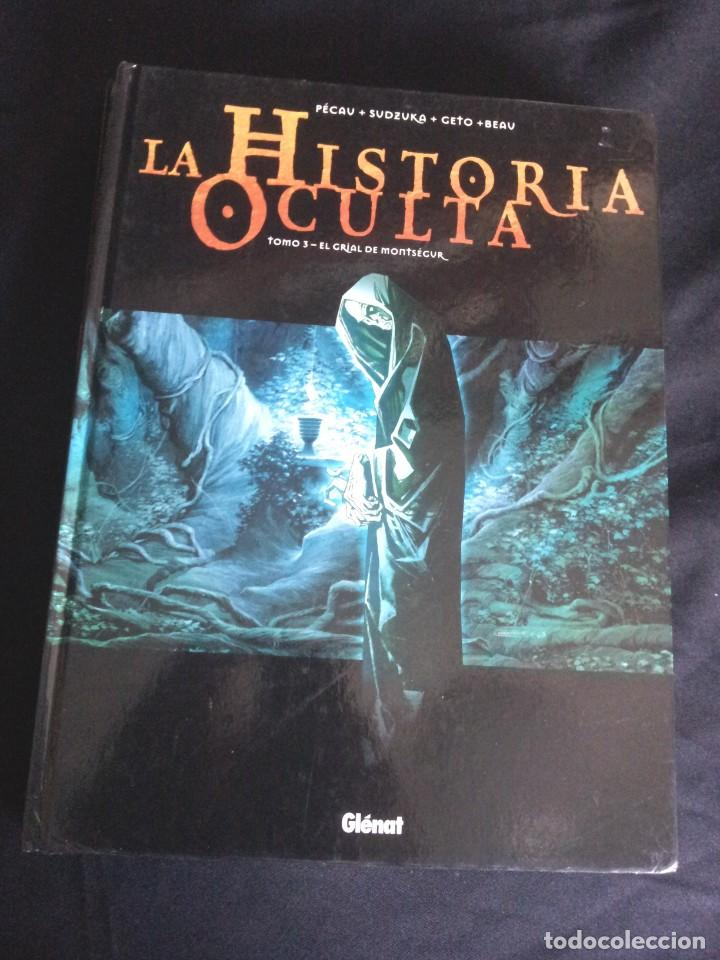 Cómics: JEAN-PIERRE PECAU - LA HISTORIA OCULTA ( 3 PRIMEROS TOMOS) - - Foto 9 - 209768130