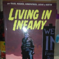 Cómics: LIVING IN INFAMY. Lote 209952980