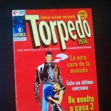 Cómics: MUY BUEN ESTADO TORPEDO 1936 TEBEOS GLENAT 14. Lote 210278058