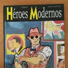 Cómics: HEROES MODERNOS. GALLARDO. VIDAL-FOCH. EDITORIAL GLENAT. 1998.. Lote 211465241