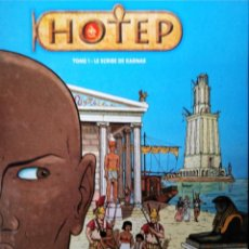 Cómics: RAFAEL MORALES HOTEP TOME 1 LE SCRIBE DE KARNAK GLENAT 2007 EN FRANCES. Lote 211655701