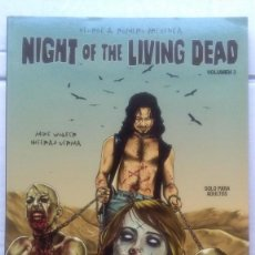 Cómics: GEORGE A ROMERO PRESENTA: NIGHT OF THE LIVING DEATH VOLUMEN 3. Lote 211830756