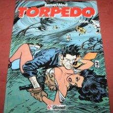 Cómics: TORPEDO - CUBA - ABULI/BERNET - TOMO 13 - GLÉNAT - 1996. Lote 212222872