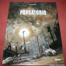 Cómics: PURGATORIO LIBRO 1 - CHABOUTÉ - GLÉNAT - 2004. Lote 212261531
