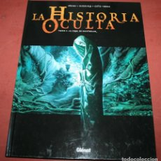 Cómics: LA HISTORIA OCULTA - TOMO 3 EL GRIAL DE MONTSEGUR - PÉCAU/SUDZUKA/CETO/BEAU - GLÉNAT - 2006. Lote 212261875