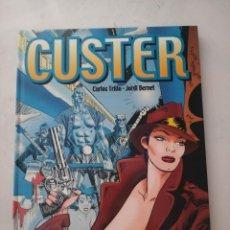 Cómics: CUSTER. TOMO TAPA DURA.CARLOS TRILLO-JORDI BERNET.. Lote 212275907